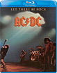 AC/DC - Let there be Rock (UK Import) Blu-ray