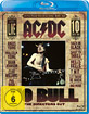 AC/DC - No Bull - The Director's Cut Blu-ray