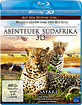 Abenteuer Südafrika 3D - Safari (Blu-ray 3D) Blu-ray
