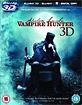 Abraham Lincoln: Vampire Hunter 3D (Blu-ray 3D + Blu-ray + UV Copy) (UK Import) Blu-ray