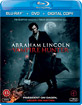Abraham Lincoln: Vampire Hunter (Blu-ray + DVD + Digital Copy) (DK Import ohne dt. Ton) Blu-ray