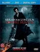 Abraham Lincoln: Vampire Hunter (Blu-ray + DVD + Digital Copy) (NO Import) Blu-ray