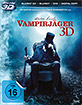 Abraham Lincoln: Vampirjäger 3D (Blu-ray 3D + Blu-ray + DVD)