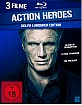 Action Heroes - Dolph Lundgren Edtion (3 Disc Set) Blu-ray