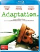 Adaptation. (AU Import ohne dt. Ton) Blu-ray