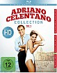 Adriano Celentano Collection - Vol. 1 (3-Disc-Special-Edition) Blu-ray