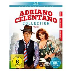Adriano Celentano Collection Vol 2 3 Disc Special Edition Blu