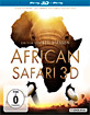 African Safari (2013) 3D (Blu-ray 3D)