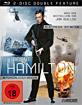 Agent Hamilton 1+2 (Doppelset) Blu-ray