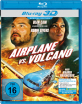 Airplane vs. Volcano 3D (Blu-ray 3D) Blu-ray