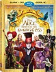 Alice Through the Looking Glass (Blu-ray + DVD + UV Copy) (US Import ohne dt. Ton) Blu-ray
