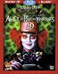 Alice au Pays des Merveilles 3D (Blu-ray 3D) (FR Import) Blu-ray