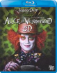 Alice im Wunderland (2010) 3D (Blu-ray 3D) (CH Import) Blu-ray