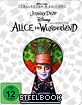 Alice im Wunderland (2010) (Limited Steelbook Edition) Blu-ray