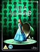 Alice in Wonderland (2010) - Limited Edition Artwork Sleeve (UK Import ohne dt. Ton) Blu-ray
