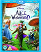 Alice in Wonderland (2010) 3-Disc-Edition (Blu-ray + DVD + Digital Copy) (UK Import ohne dt. Ton) Blu-ray