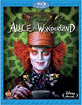 Alice in Wonderland (2010) (US Import ohne dt. Ton) Blu-ray