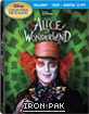 Alice in Wonderland - Ironpak (Region A - CA Import ohne dt. Ton) Blu-ray
