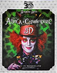 Alice in Wonderland (2010) 3D (Blu-ray 3D) (RU Import ohne dt. Ton) Blu-ray