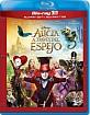 Alicia A Través Del Espejo 3D (Blu-ray 3D + Blu-ray) (ES Import ohne dt. Ton) Blu-ray
