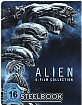 Alien 1-6 (6-Film Collection) (Limited Steelbook Edition) Blu-ray