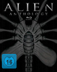 Alien Anthology (Facehugger Edition) Blu-ray