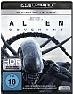 Alien: Covenant 4K (4K UHD + Blu-ray) Blu-ray