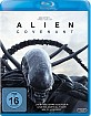 Alien: Covenant Blu-ray