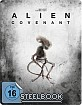 Alien: Covenant - Limited Edition Steelbook (CH Import) Blu-ray