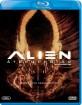 Alien Återuppstår (SE Import) Blu-ray
