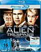 Alien Trespass 3D (Blu-ray 3D) Blu-ray