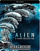 Alien: 6 Film Collection - Limited Steelbook (IT Import) Blu-ray