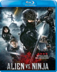 Alien vs. Ninja (SE Import ohne dt. Ton) Blu-ray