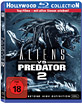 Aliens vs. Predator 2 Blu-ray