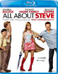 All About Steve (Blu-ray + Digital Copy) (Region A - US Import ohne dt. Ton) Blu-ray