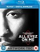All Eyez on Me (Blu-ray + UV Copy) (UK Import ohne dt. Ton) Blu-ray