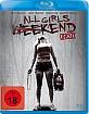 All Girls Weekend Blu-ray