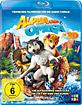 Alpha und Omega 3D (Blu-ray 3D) Blu-ray