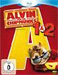 Alvin und die Chipmunks 1 & 2 (Doppelpack) Blu-ray