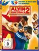 Alvin und die Chipmunks 2 (inkl. Rio Activity Disc) Blu-ray