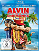 Alvin und die Chipmunks 3 - Chipbruch (Blu-ray + DVD + Digital Copy) Blu-ray