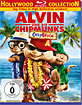 Alvin und die Chipmunks 3 - Chipbruch (Single Edition) Blu-ray