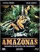 Amazonas - Gefangen in der Hölle des Dschungels (Limited Mediabook Edition) (Cover B) (AT Import) Blu-ray