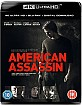 American Assassin (2017) 4K (4K UHD + Blu-ray + UV Copy) (UK Import ohne dt. Ton) Blu-ray