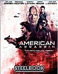 American Assassin (2017) - Best Buy Exclusive Steelbook (Blu-ray + DVD + UV Copy) (Region A - US Import ohne dt. Ton) Blu-ray