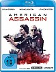 American Assassin (2017) Blu-ray
