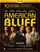 American Bluff - Edition Limité Digipak (Blu-ray + 2 DVD + Audio CD + Booklet) (FR Import ohne dt. Ton) Blu-ray