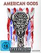 American Gods - Die komplette 1. Staffel (Limited Steelbook Edition) Blu-ray