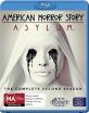 American Horror Story - Season 2 (Asylum) (AU Import ohne dt. Ton) Blu-ray