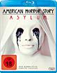 American Horror Story - Staffel 2 (Asylum) Blu-ray
